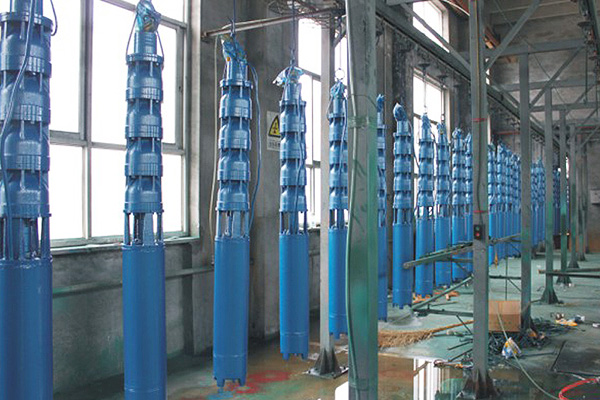 What is the content of regular inspection and repair of the submersible pump?